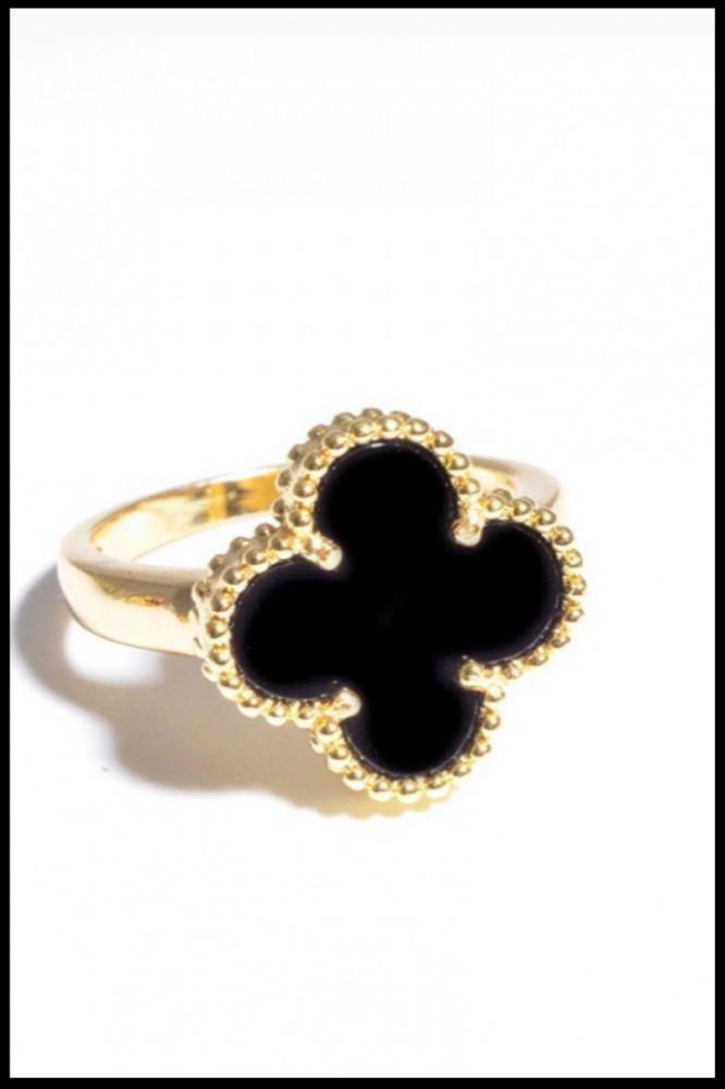 خاتم فان كليف الوردة الجديد