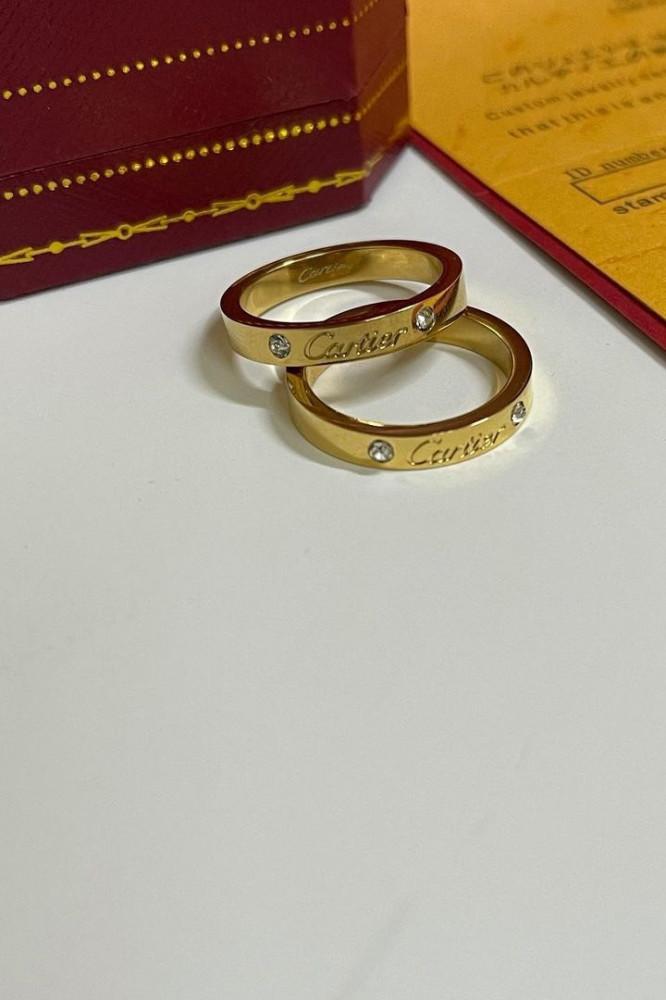 خاتم ماركة  Cartier