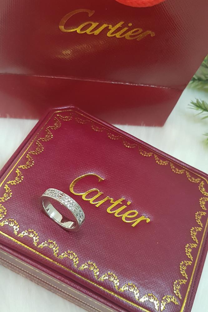 خاتم لوف من ماركة كارتير