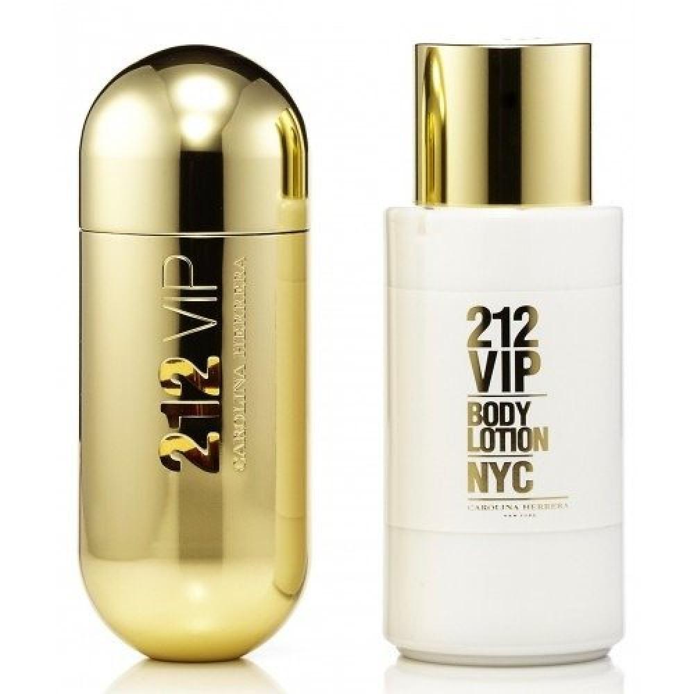 Carolina Herrera 212 VIP for Women 80ml 2 Gift Set متجر خبير العطور