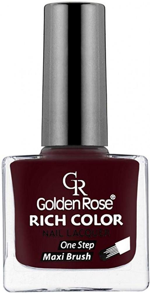 GOLDEN ROSE Rich Color Nail Lacquer 30