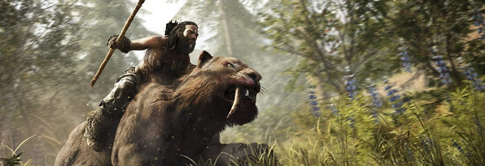 Far Cry Primal-PS4