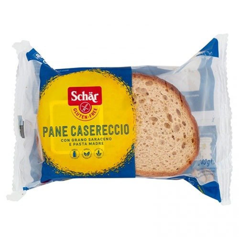 خبز توست كاسيريكو خالي من الجلوتين 240 جرام