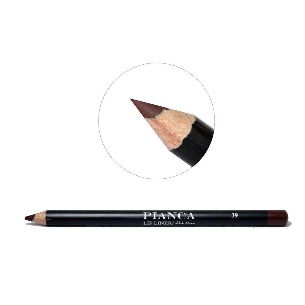 PIANCA Lip liner Pencil No-39