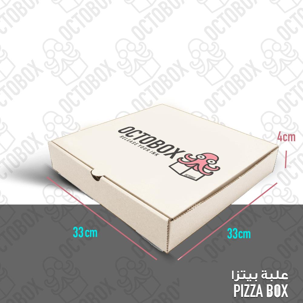 علبة بيتزا