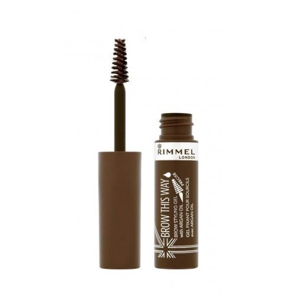 Mascara Rimmel Brown This Way Light brown 5ml متجر خبير العطور