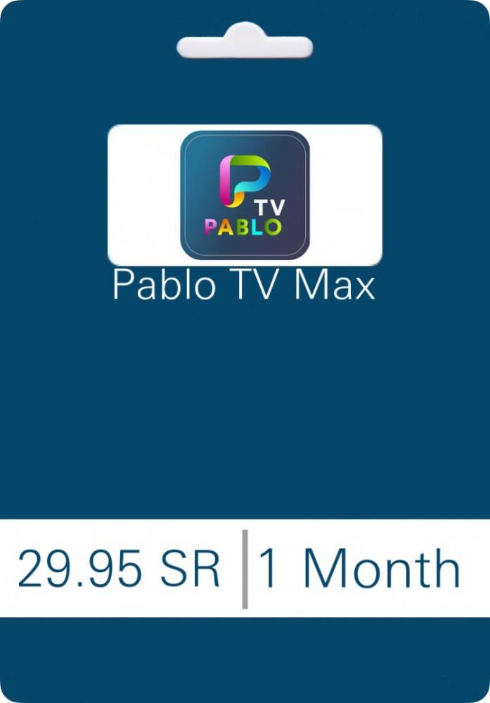 Pablo Tv Max