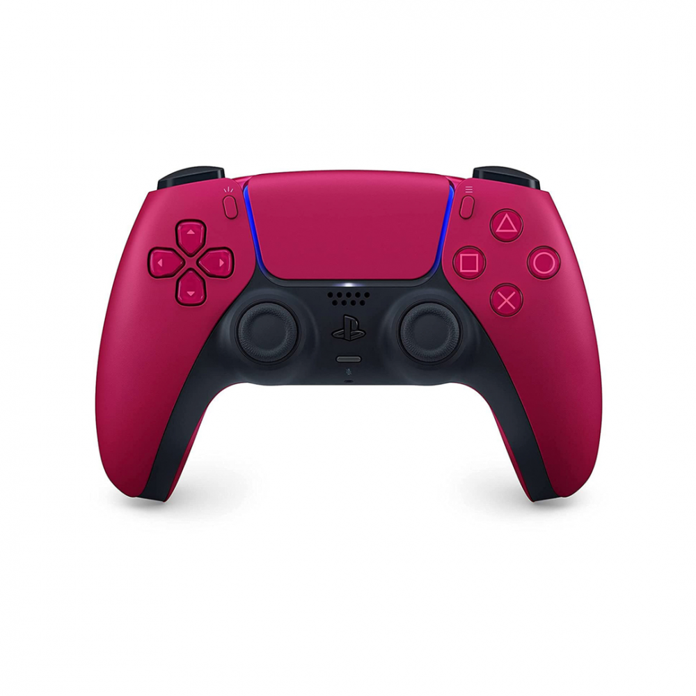 Sony PlayStation 5 DualSense Wireless Controller 02X Cosmic Red
