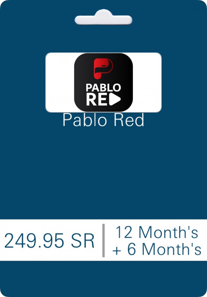 Pablo Red