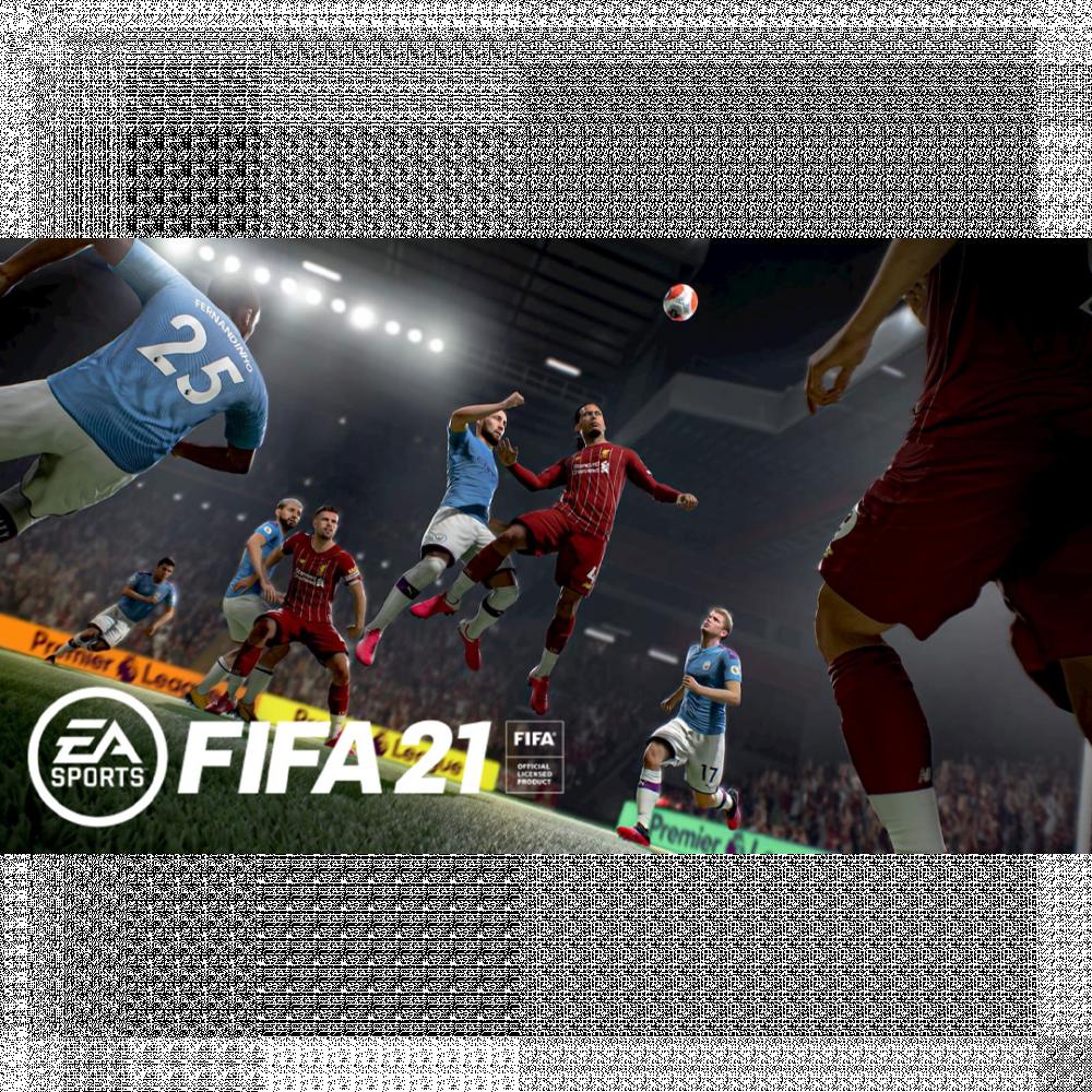 fifa 21 graphics
