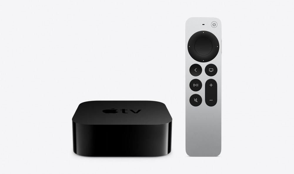 Apple tv الاصدار الثاني