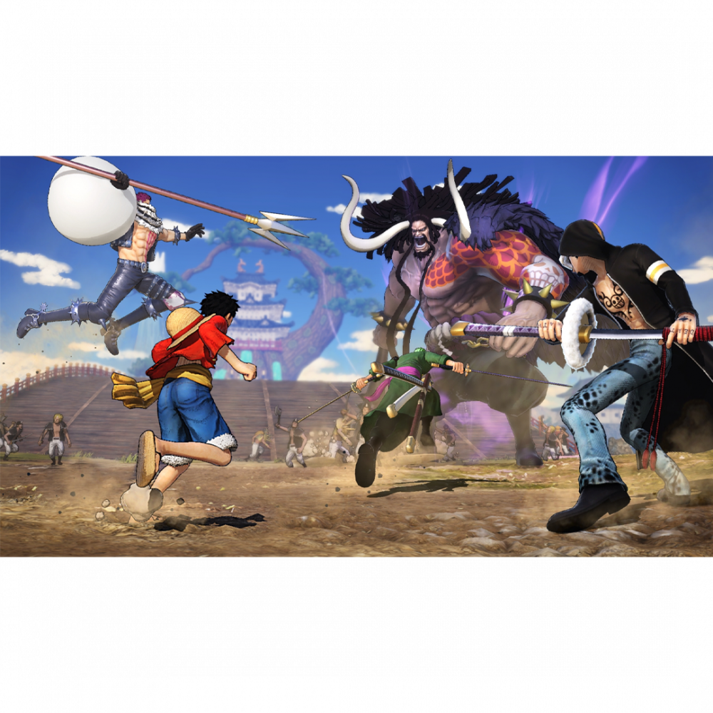 one piece ps 4