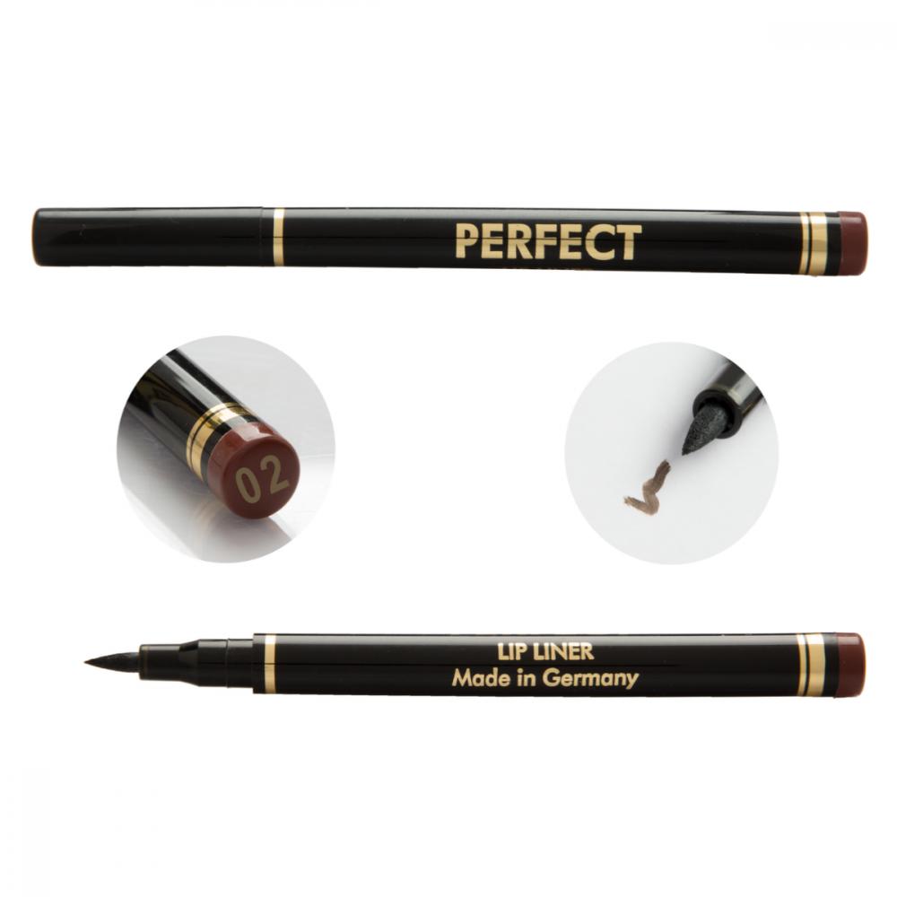 02-PERFECT Lip Liner Liquid Pen