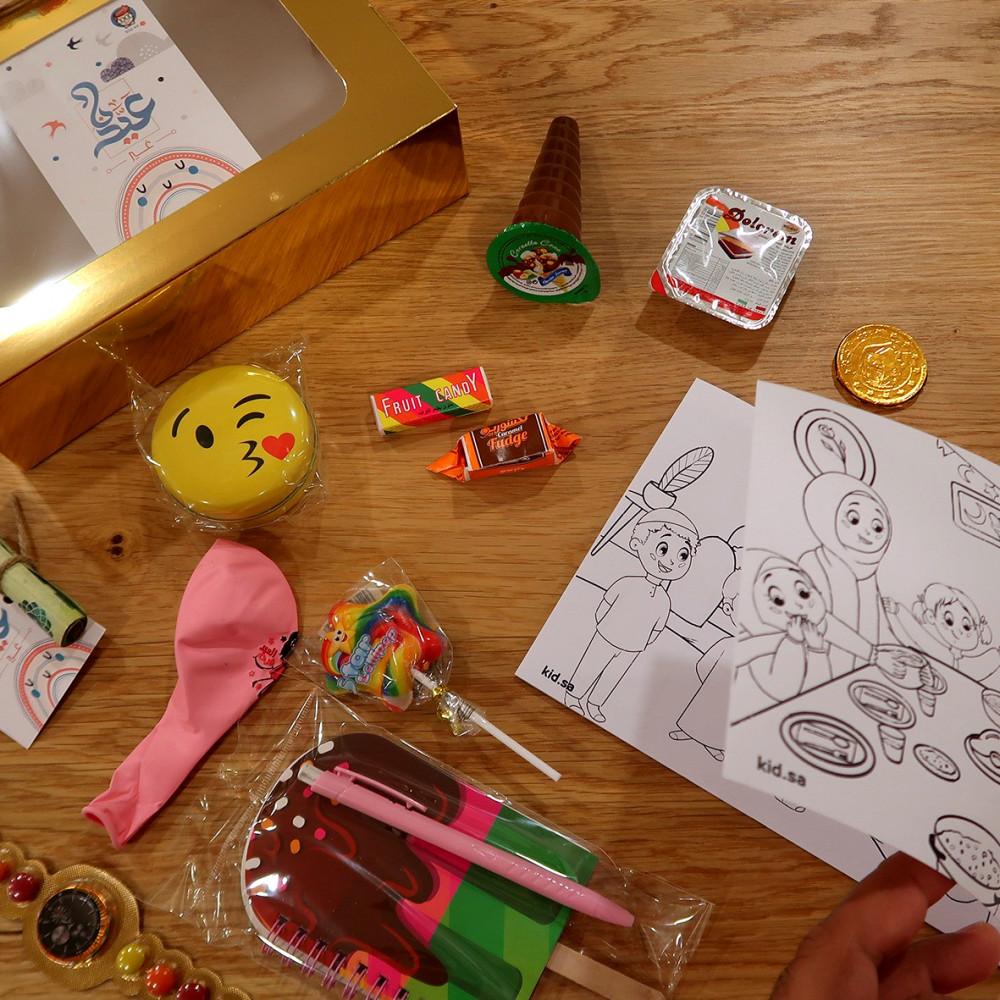 بكسات العيد للاطفال