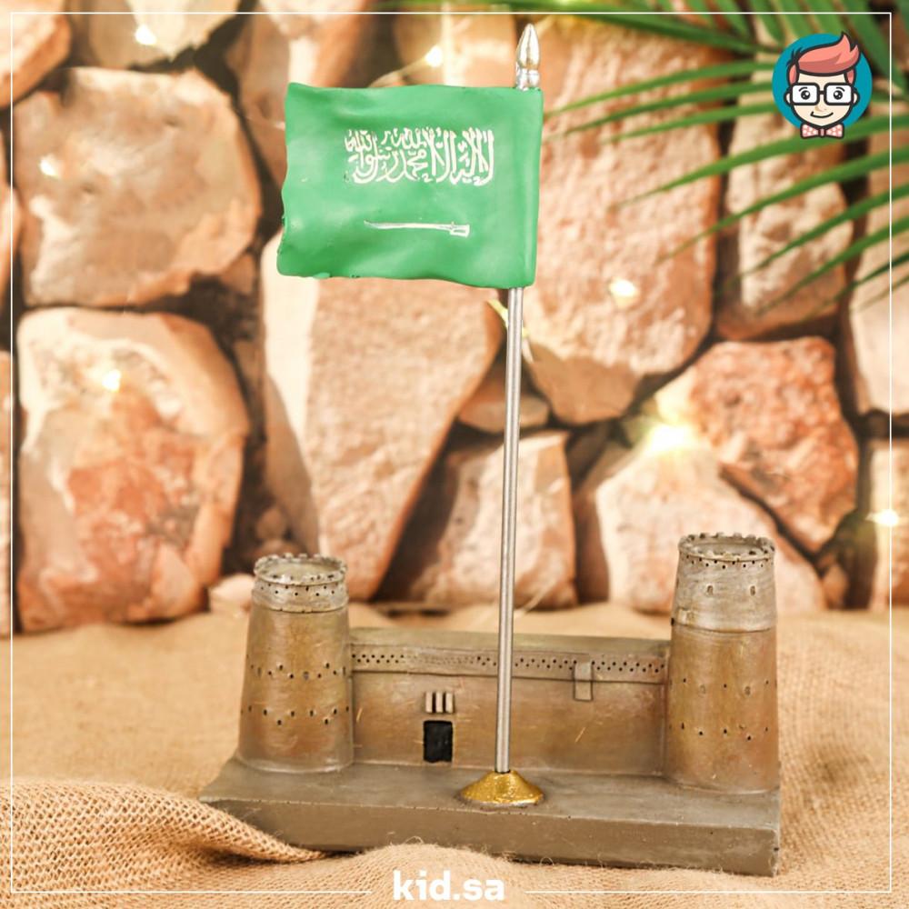 تحف سعودية تراثية المصمك