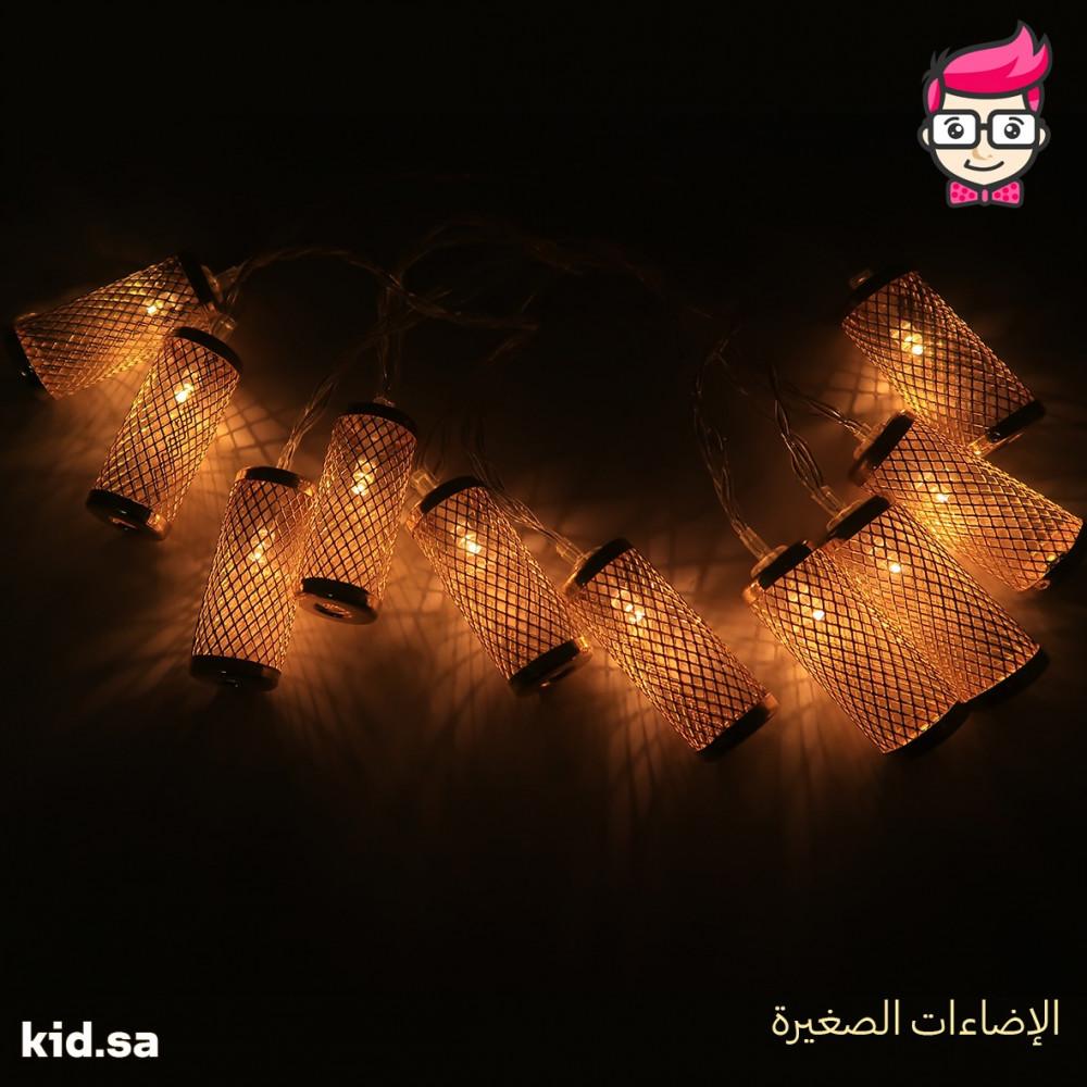 اضاءات رمضانية صغيرة 2021