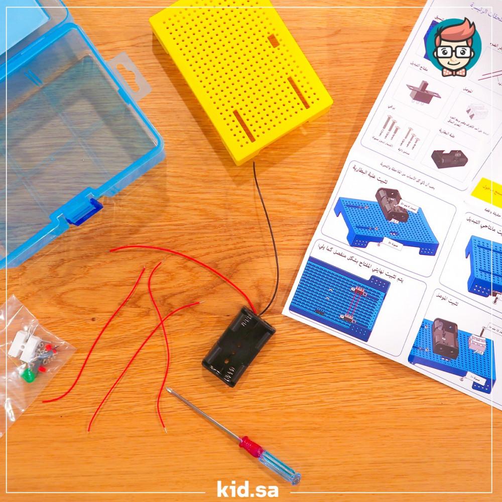 مشاريع الكترونيات للاطفال