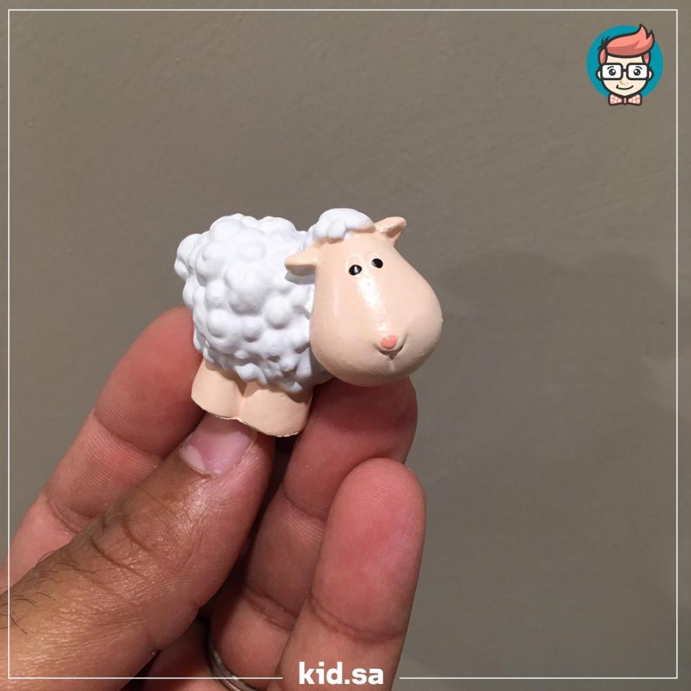 خروف توزيعات عيد الاضحى صغير كيوت