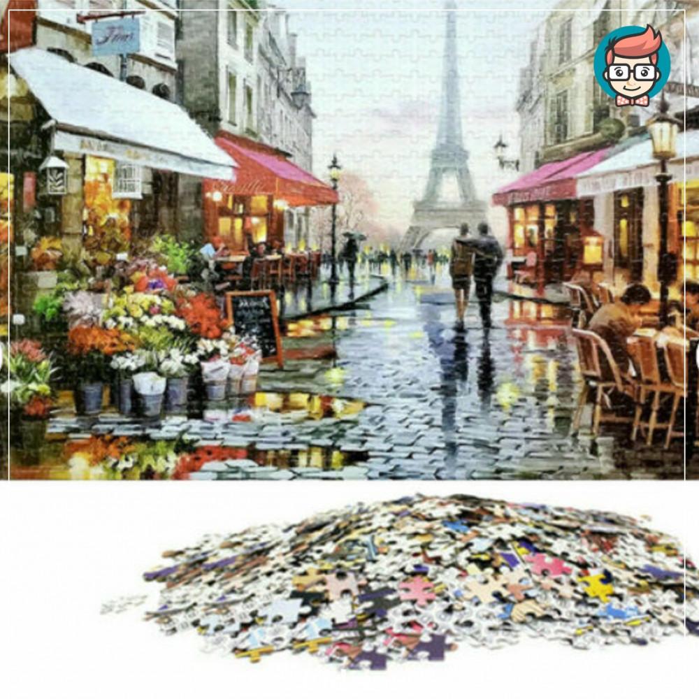 بزل 1000 قطعة باريس