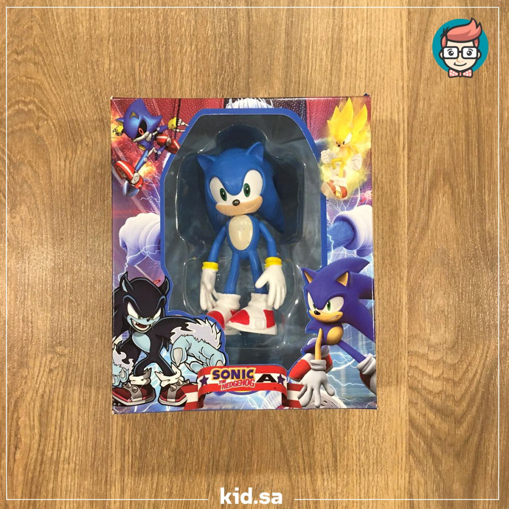 سونيك القنفذ Sonic the Hedgehog