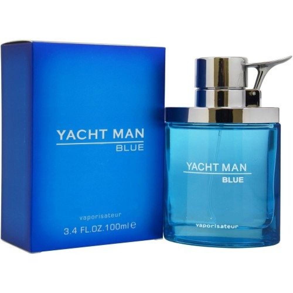 Yacht Man Blue Eau de Parfum 100ml خبير العطور