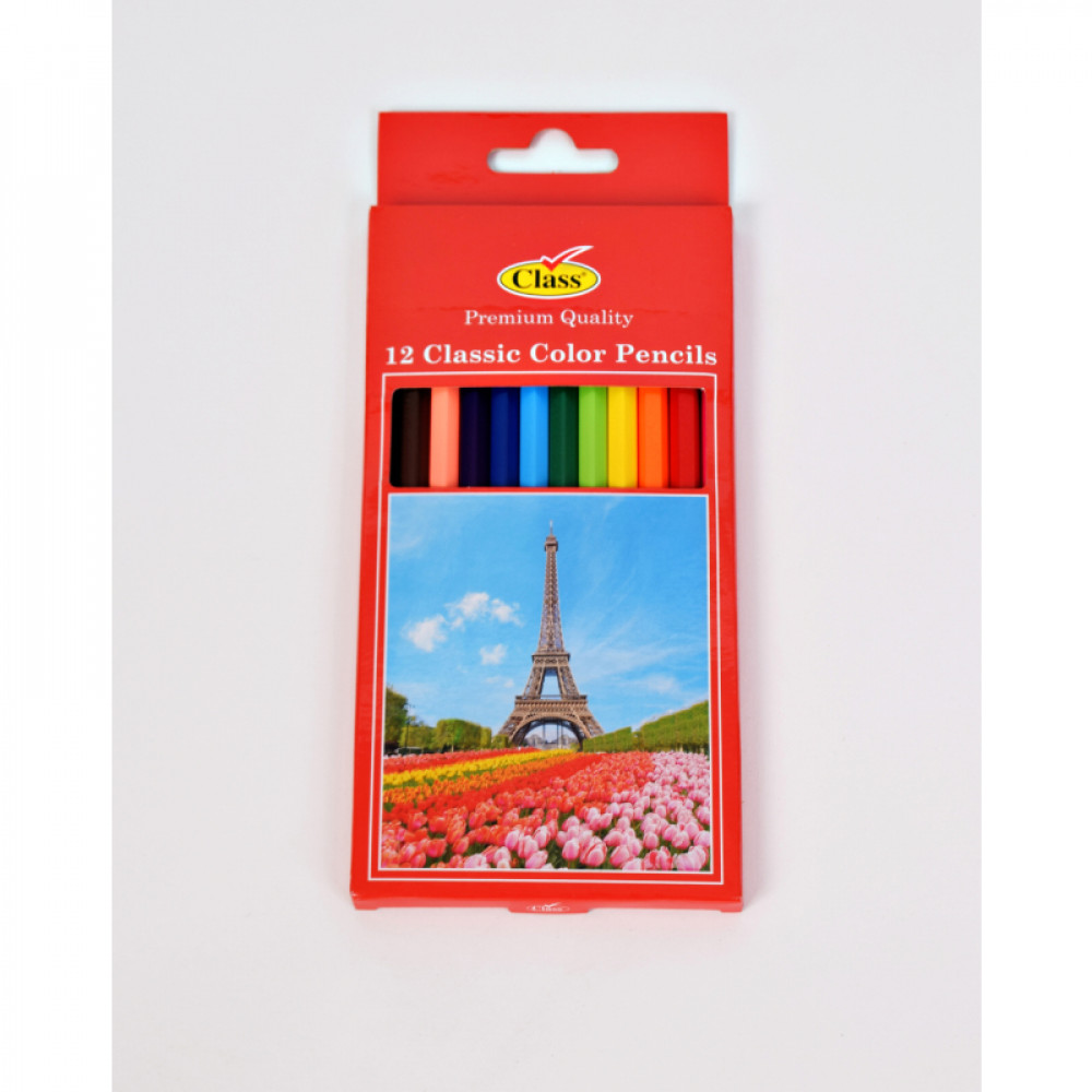 كلاس, ألوان خشبية, قرطاسية, Color Pencils, Class