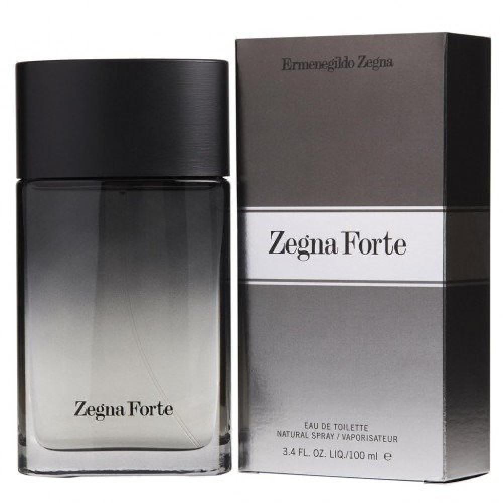 Ermenegildo Zegna Forte Eau de Toilette 100ml متجر خبير العطور