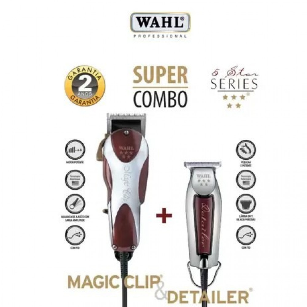 WAHL MAGIC CLIP - DETAILER