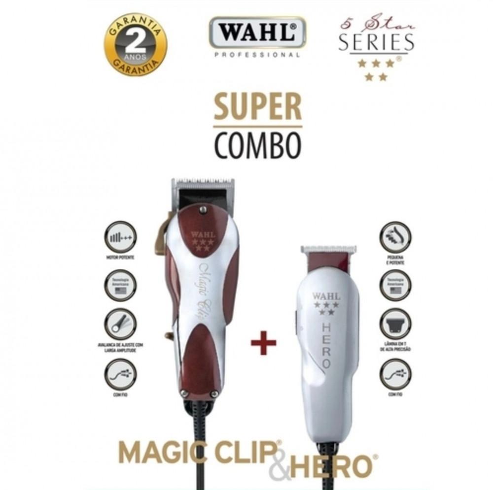 WAHL MAGIC CLIP - HERO