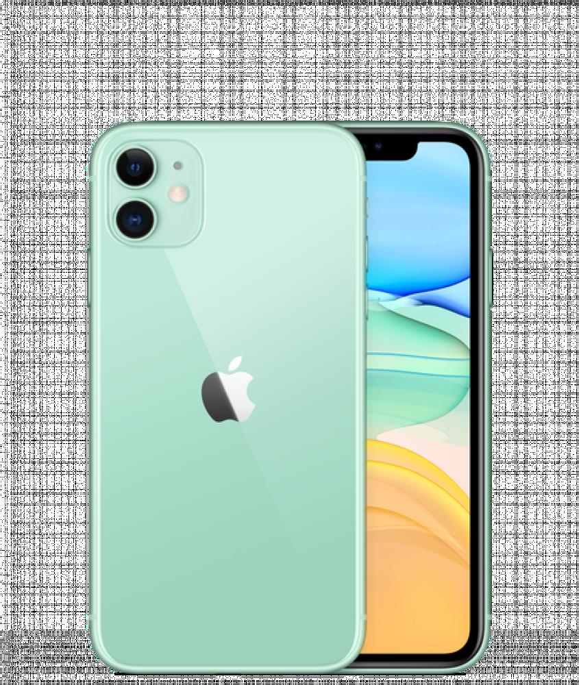 ايفون 11 اخضر