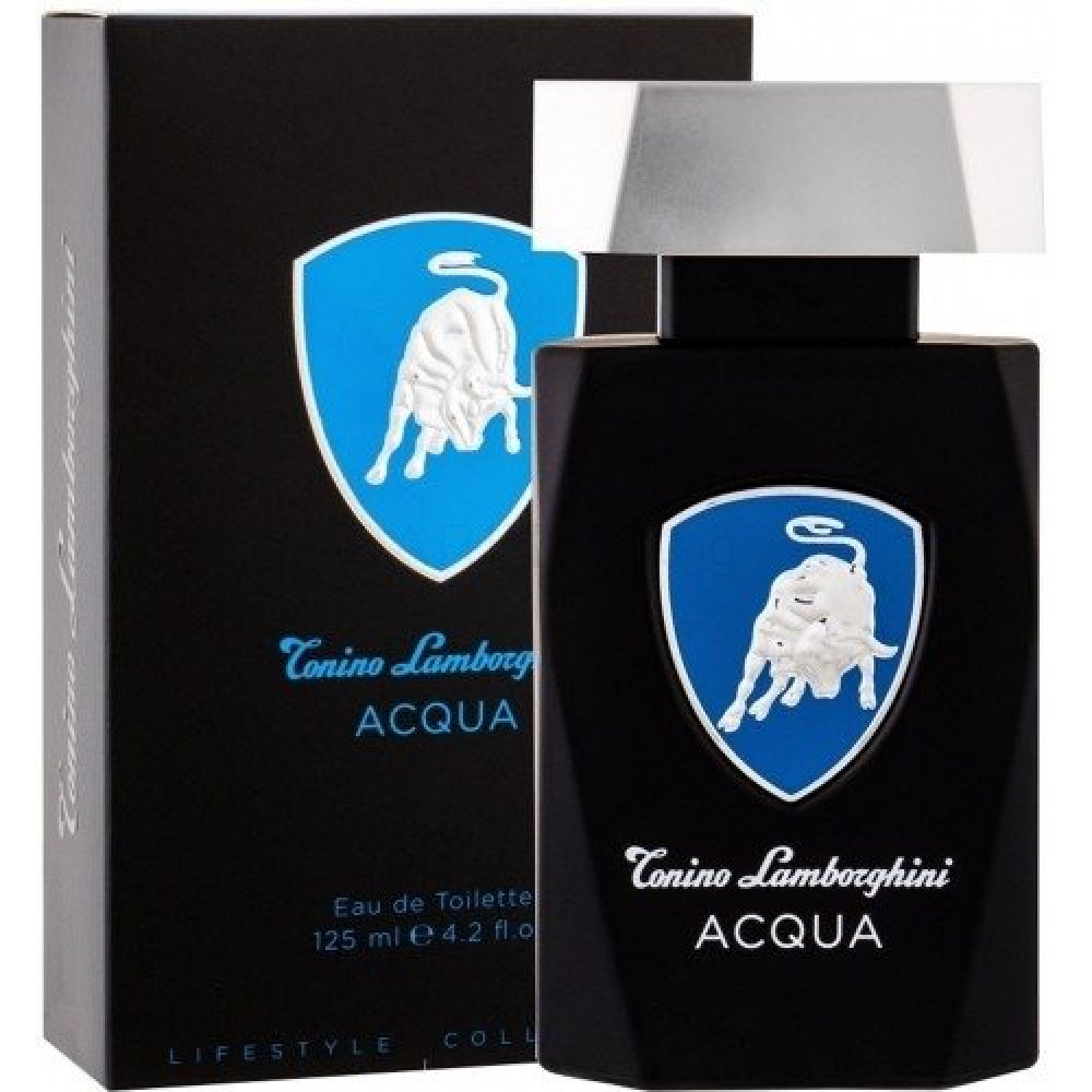Tonino Lamborghini Acqua Eau de Toilette 125ml خبير العطور