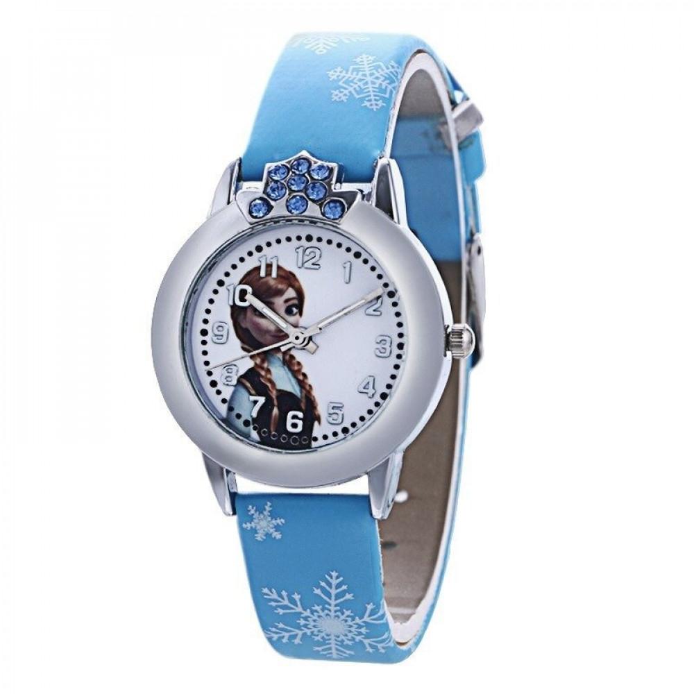 ساعة frozen للأطفال من Relogio