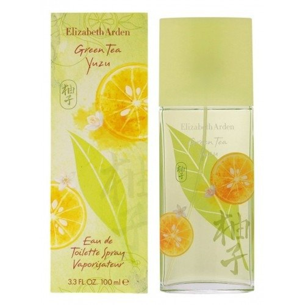 Elizabeth Arden Green Tea Yuzu Eau de Toilette 100ml خبير العطور