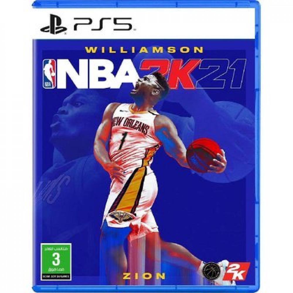 لعبة NBA 2K21 PS5 Game  الجيل التالي لـNBA 2K21 PlayStation في سعودية