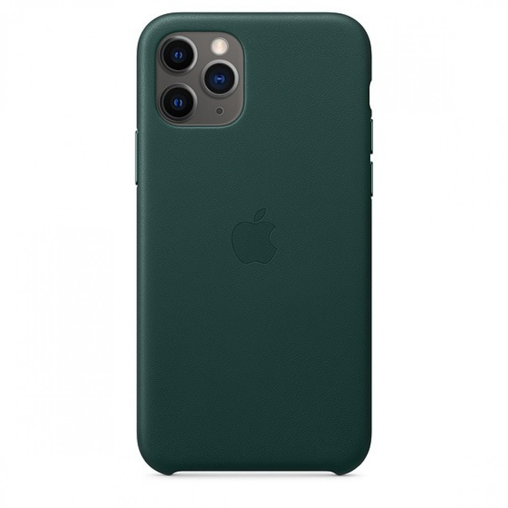 case cover iphone 11 pro green forest