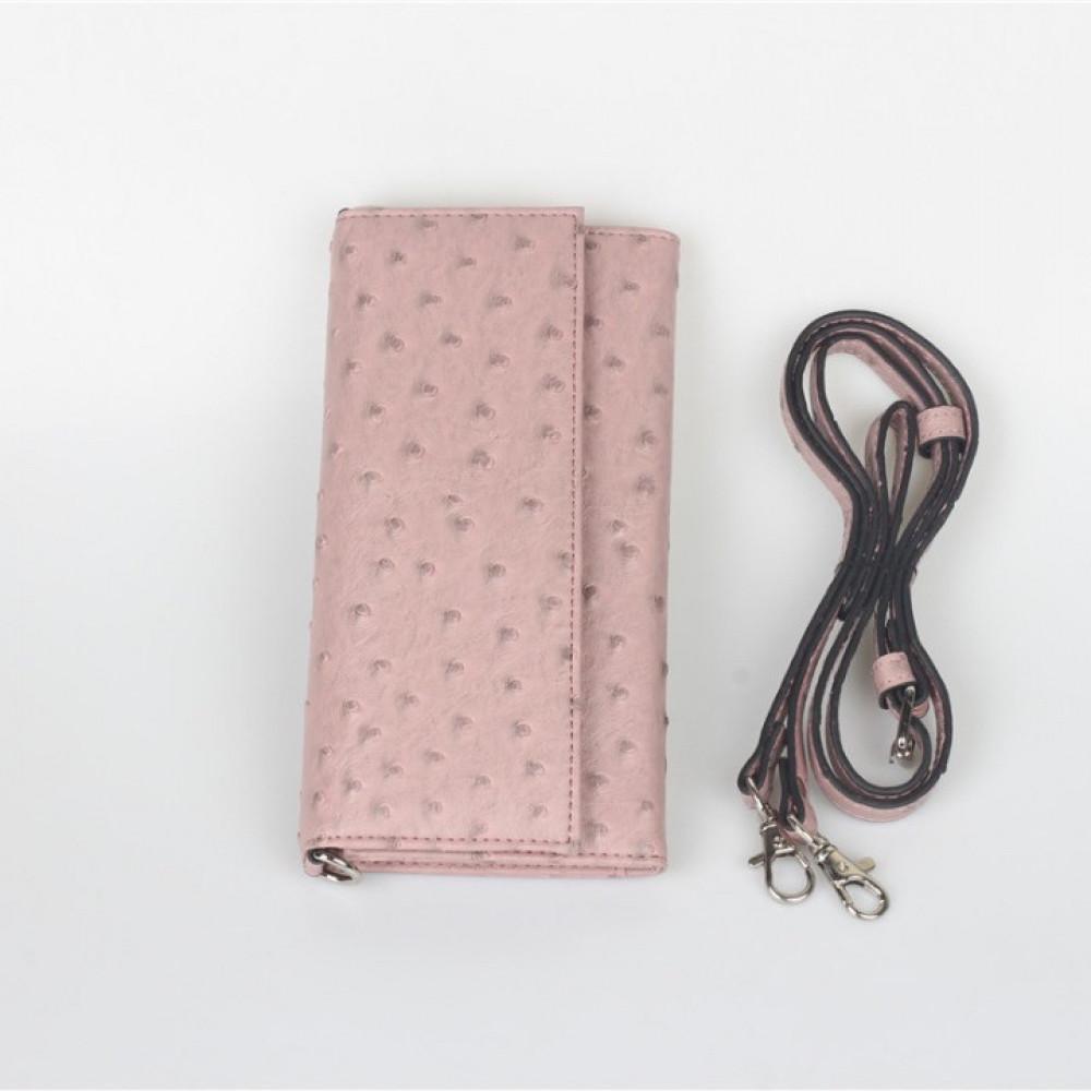 حقيبة يد وردية