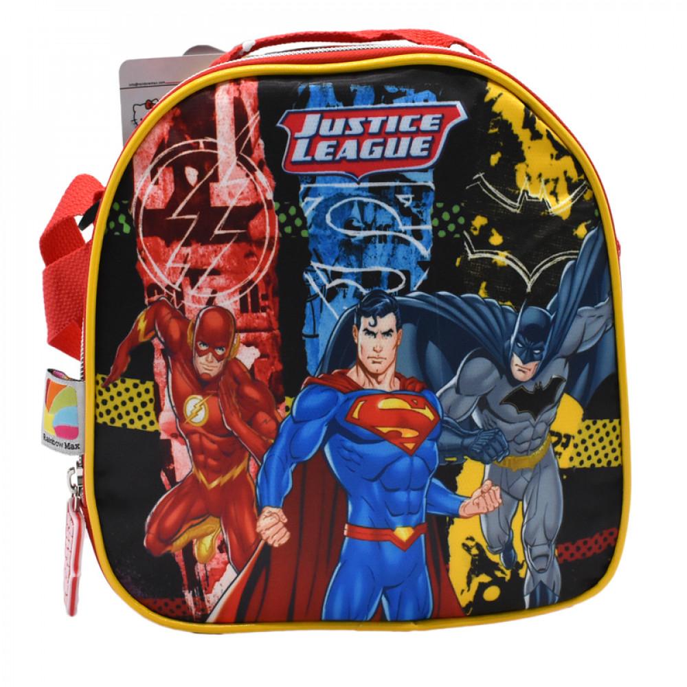 شنطة طعام فرقة العدالة, Lunch Bag, JUSTICE LEAGUE