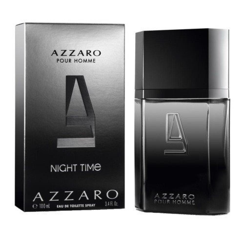Azzaro Pour Homme Night Time Eau de Toilette 100ml متجر خبير العطور