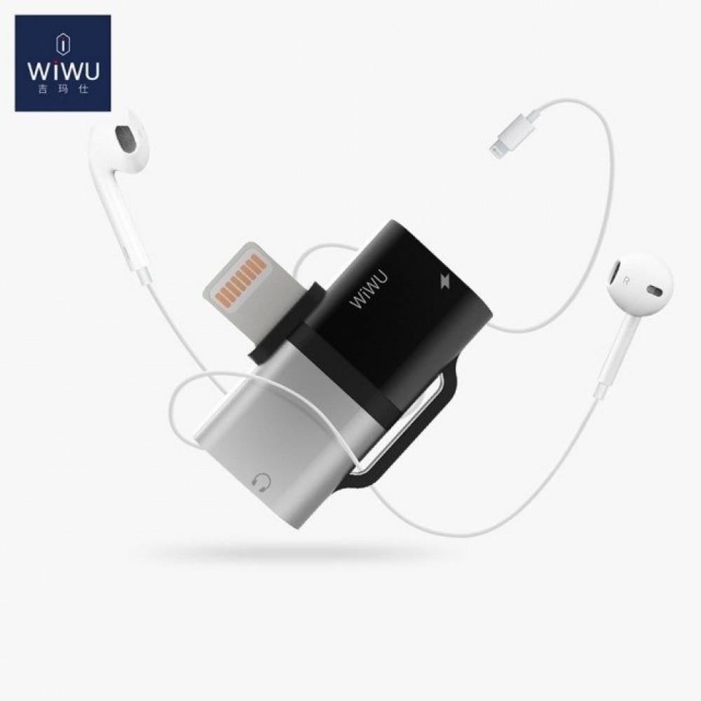 محول سماعة أيفون 7 WIWU GEMINI