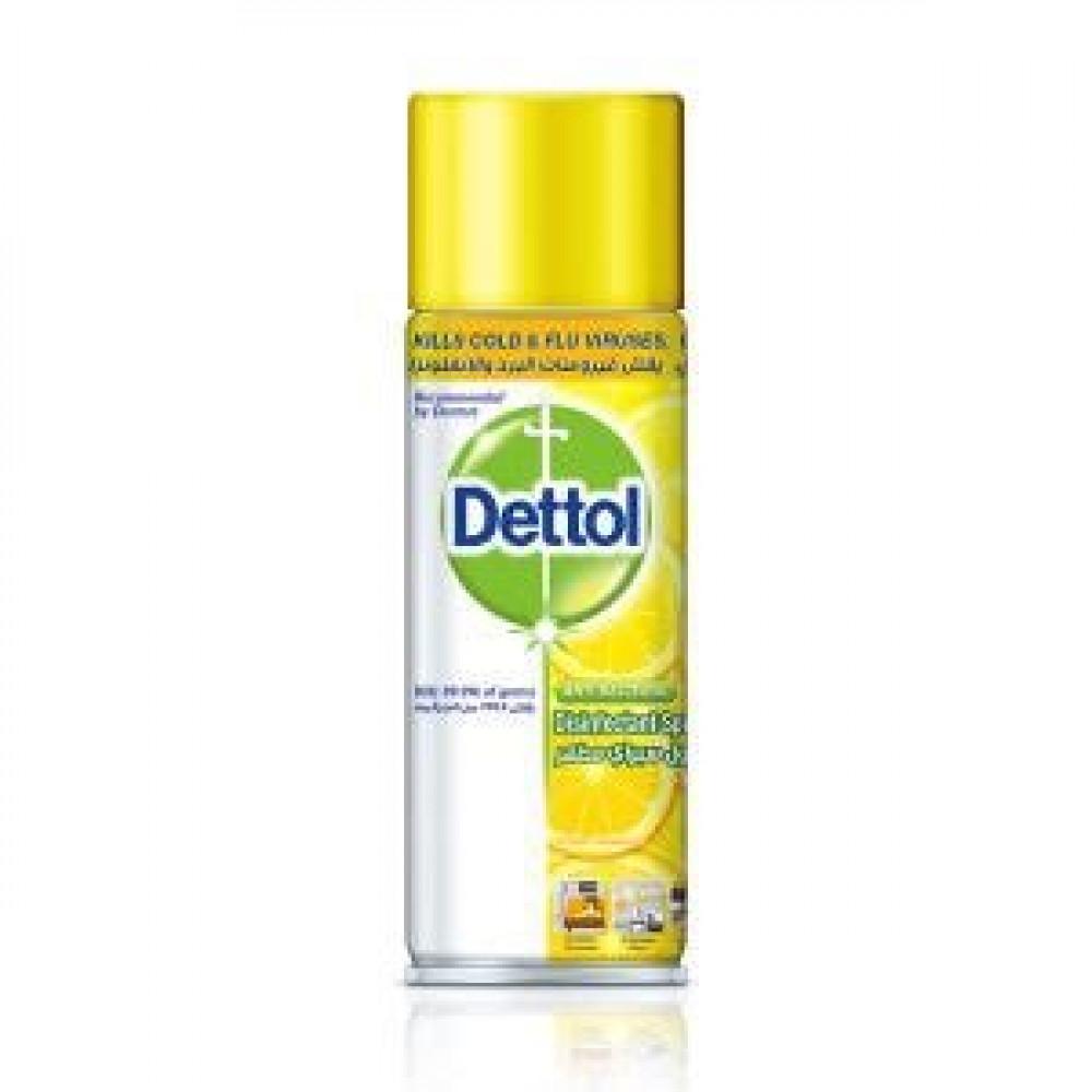 ديتول بخاخ للاسطح رائحة الليمون 450 مل