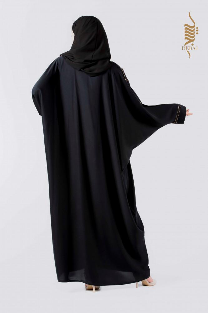 عباية ندى الحرير من ديباج
