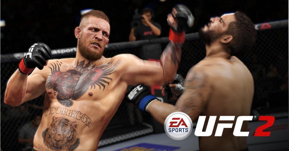 UFC 2-PS4