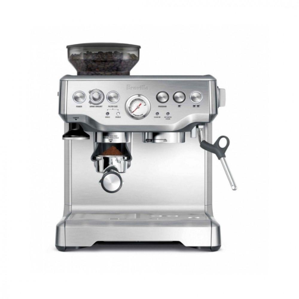 ماكينة القهوة مع مطحنة باريستا اكسبريس ماركة بريفيل
