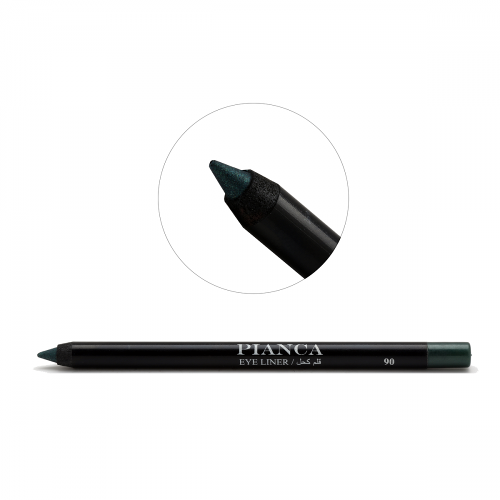 Pianca Eyeliner  Waxy Pencil No-90