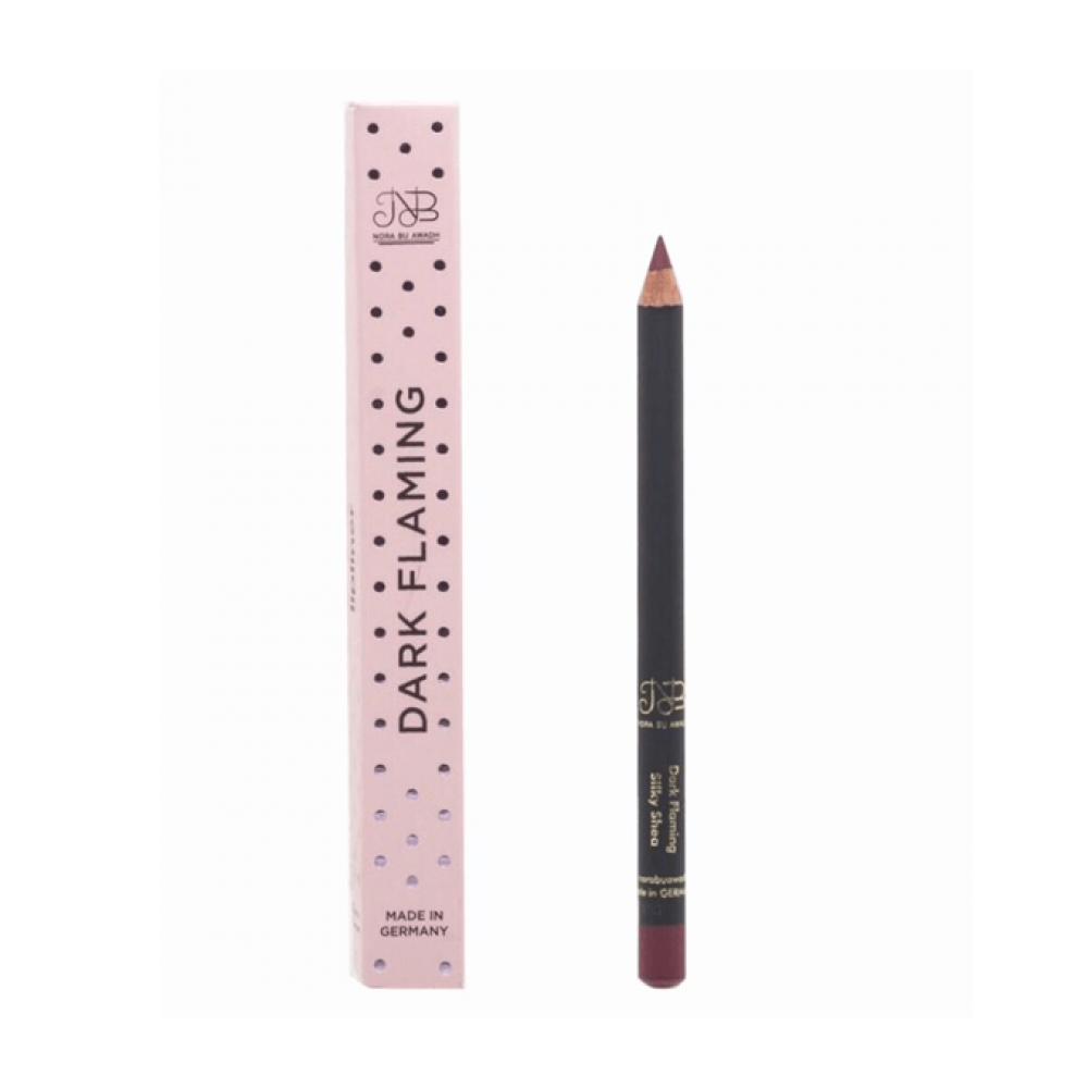 قلم محدد شفاه من نورة بو عوض دارك فلامينج