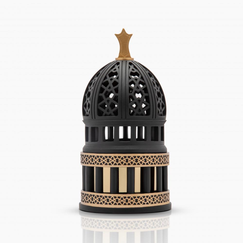 مبخرة المقام أسود البيت الإماراتي للعود