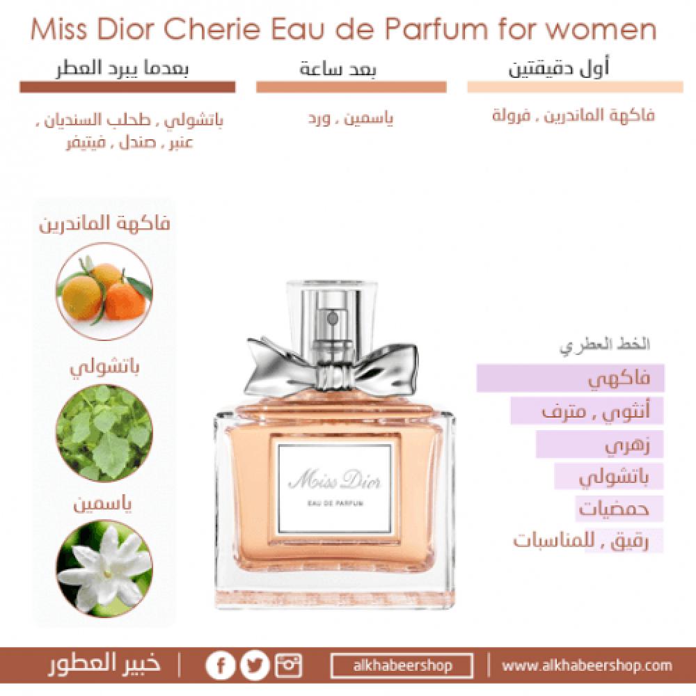 Dior Homme Intense Eau de Parfum خبير العطور