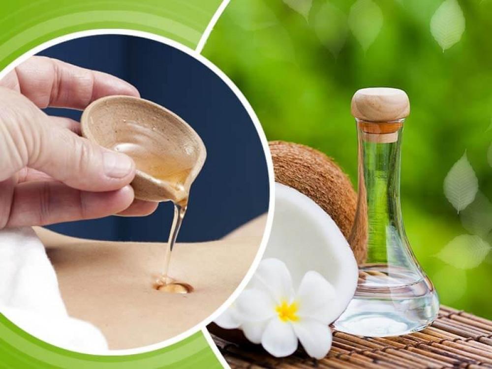 العسل على السرة,فوائد العسل على السرة,وضع العسل في السره,عسل في السرة