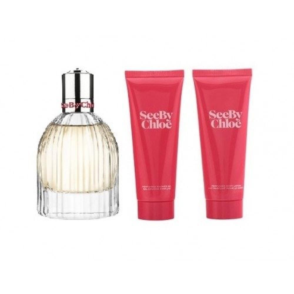 Chloe See By Eau de Parfum 75ml 3 Gift Set خبير العطور