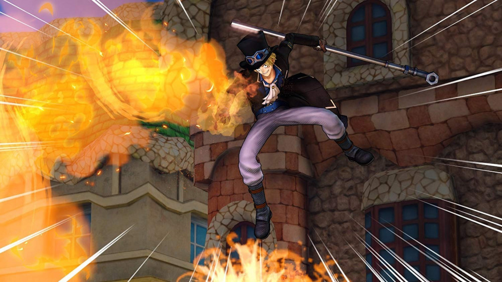 One Piece Pirate Warriors 3 Playstation Hits -PS4